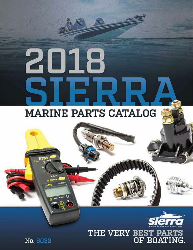 OC Boat Supplies - 2018 Sierra Marine Catalog